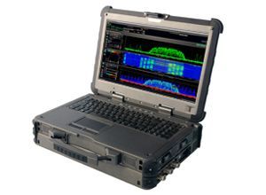 Real-Time Spectrum Analyzer, USB, Handheld