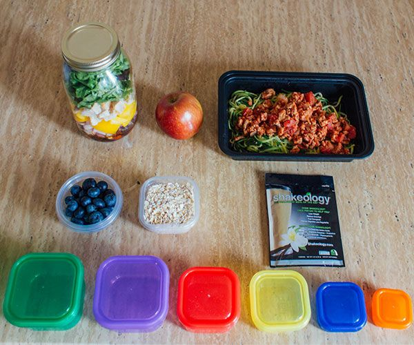 21 Day Fix Meal Prep Ideas For Your Monday - The Team Beachbody Blog