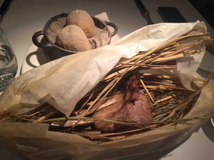 北イタリアの郷土料理の名店。スペシャリテの仔羊の藁包みは必食の芸術品。「トラットリア フィオッキ」@東京・成城祖師ケ谷大蔵 – 吉田理栄子のBlog「アニモ通信」