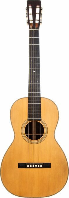 1917 Martin 0-28 Natural Acoustic Guitar, Serial # 12905. Very nice example. Beautiful and bright 100% original finish. Crack free top with only minor nicks and scratches.