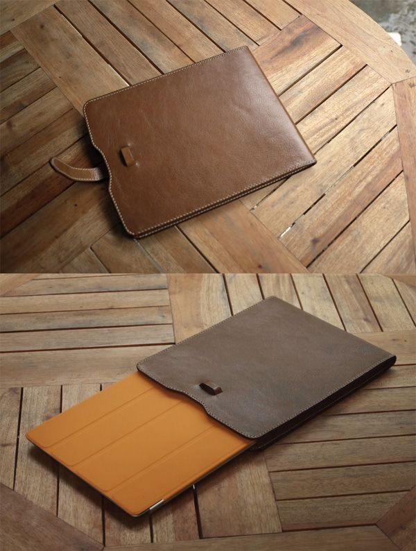 iPad 2 document pouch case.