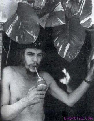 Che Guevara fotó - iliveinstyle.com
