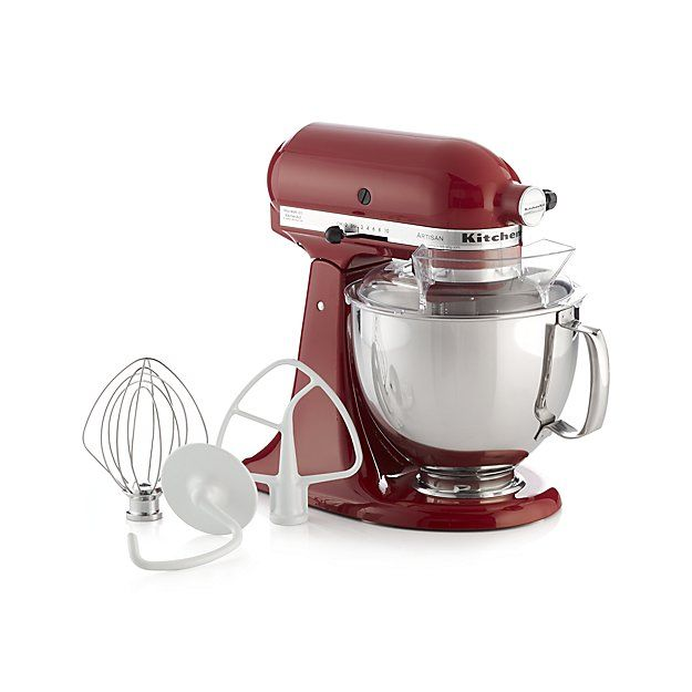 Free Shipping.  Shop KitchenAid KSM150PSPT Artisan Pistachio Stand Mixe.   Receive a $30 Visa Prepaid Gift Card when you purchase a KitchenAid Artisan or Mini Mixer via mail-in-rebate.  Use this   now through March 5.