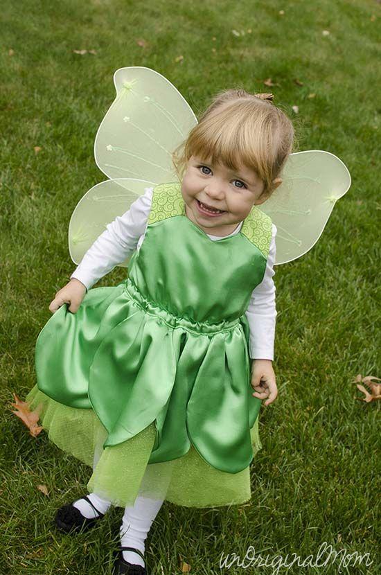 'Toddler Tinkerbell Costume - unOriginal Mom' So CUTE!!