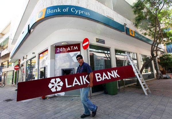 Cyprus Bank's Bailout Hands Ownership to Russian Plutocrats - NYTimes.com