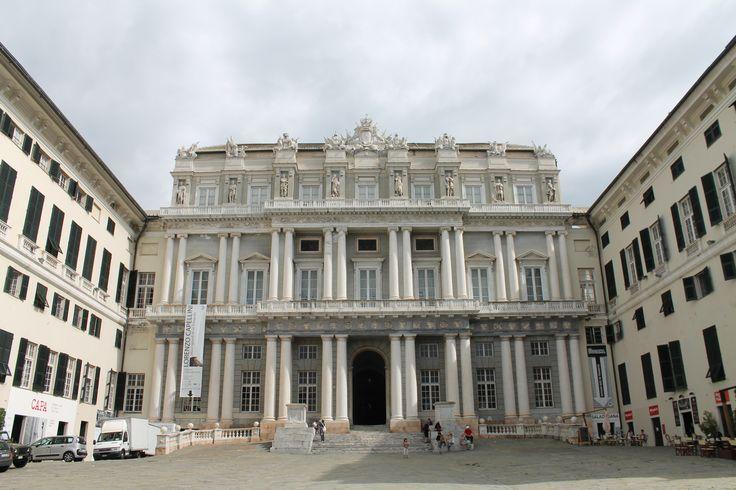 Palazzo Ducale by Piazza Matteotti