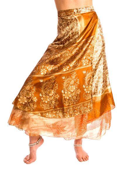 Sari Skirts - Long | HindiIndie.com