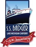 Schedule & Fares: Ludington Ferry Schedule, Manitowoc Ferry, Car Ferry Reservations, Tickets, SS Badger Ferry Schedule - S.S. Badger