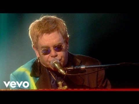 Music video by Elton John performing I'm Still Standing. (C) 1983 Mercury Records Limited