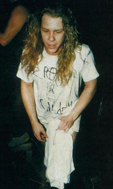 James Hetfield Young | James Hetfield - James Hetfield Photo (20879923) - Fanpop