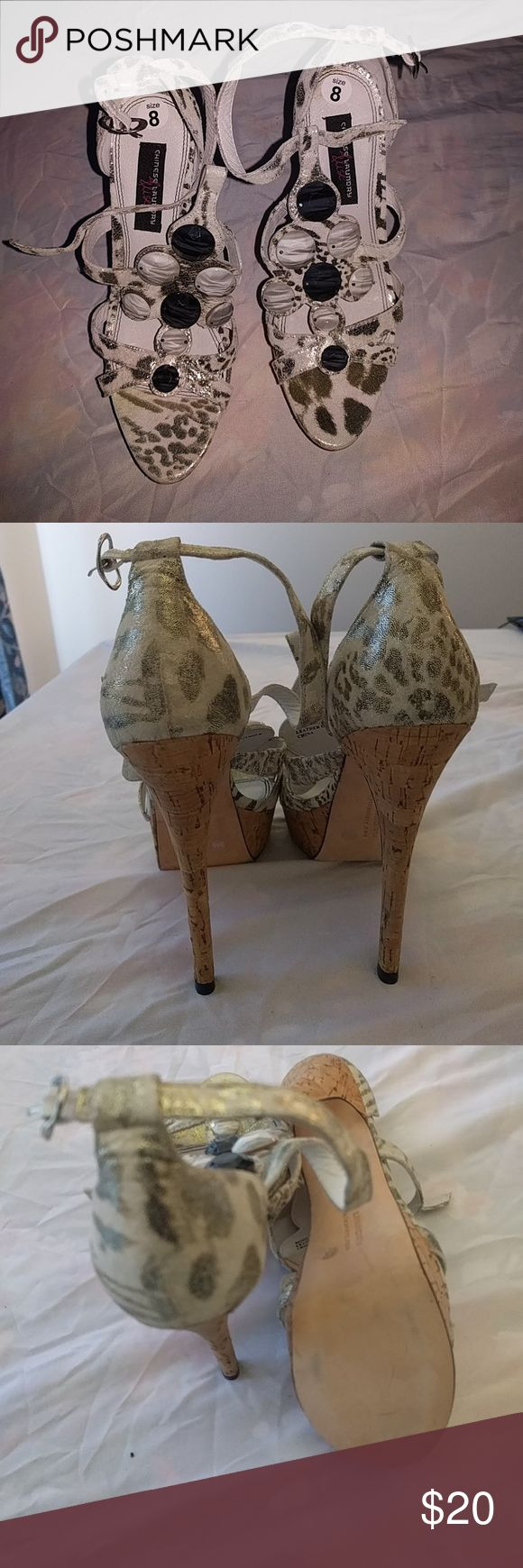 "Chinese Laundry 6"" heels Chinese Laundry 6"" heels Chinese Laundry Shoes Heels"