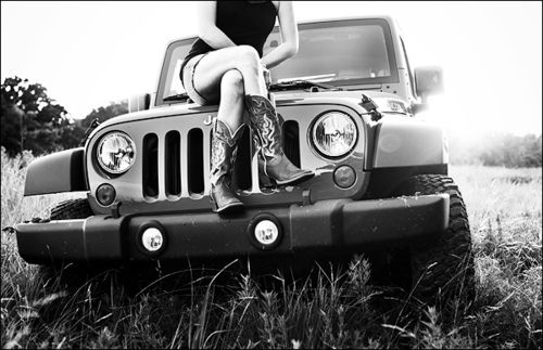 Jeep Girl by Broderick Stearns Photography on Flickr.
