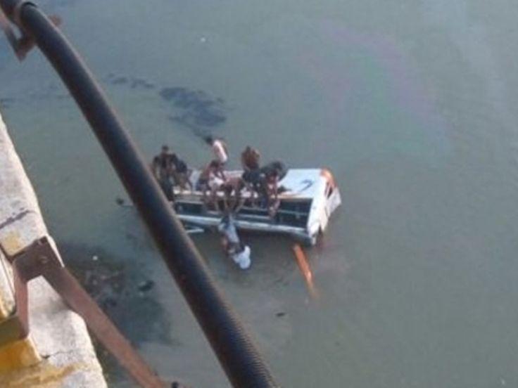 Rajasthan: Bus Falls into Banas River in Sawai Madhopur District, 26 person Killed
