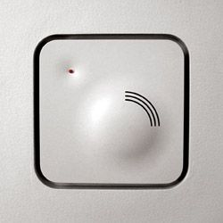 Architectural Devices Modern Smoke Detector