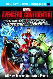 Watch Avengers Confidential: Black Widow & Punisher (2014) full movie