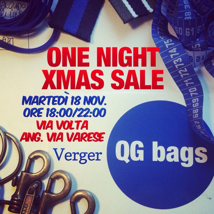 martedì 18 novembre ore 18:00/22:00 Verger Presentazione collezione invernale Ordini natalizi Vendita pezzi unici