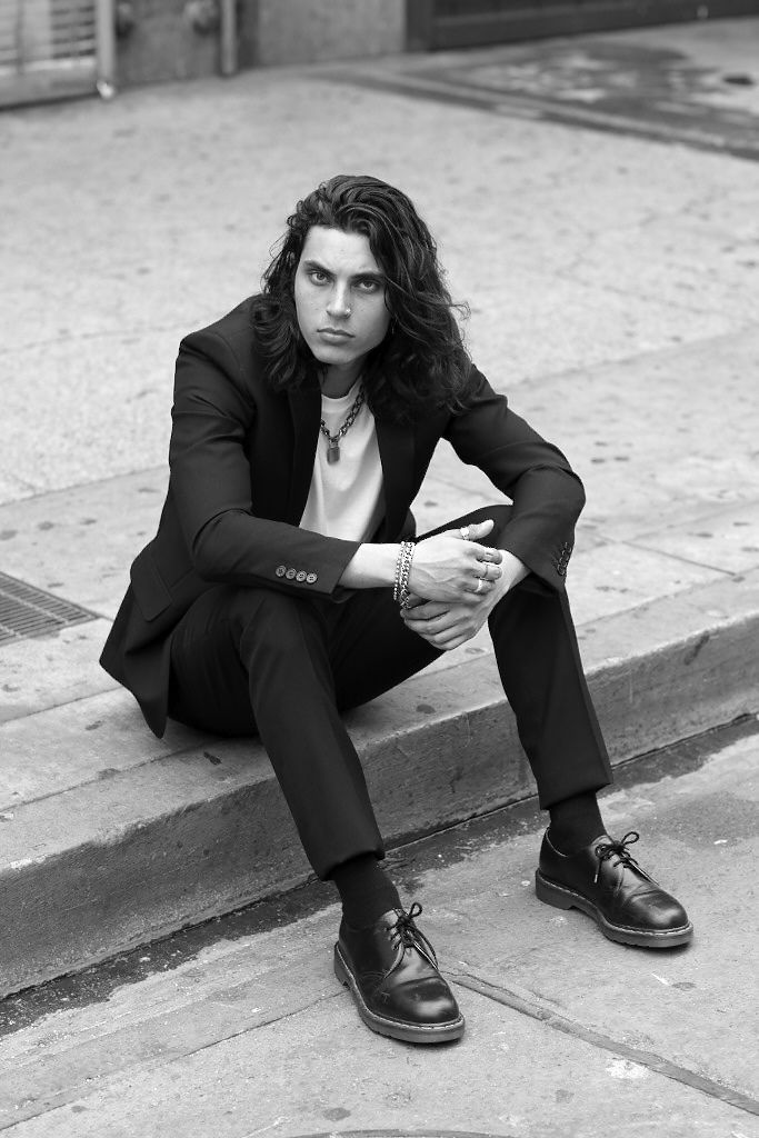 "NYLON: ""You Should Know"" All About Samuel Larsen - #Bae #YouShouldKnow I'm loving this pic! Samuel Larsen​ NEW EP available via iTunes, Google Play, Tidal, and Spotify, get it NOW! And request on your local radio stations!! -May <3"