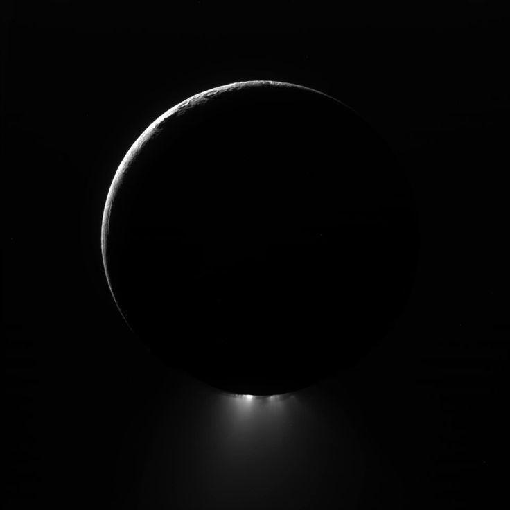 49 best Saturn's Moons images on Pinterest   Solar system ...
