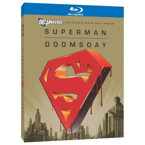 The most shocking showdown in Superman history! When Lexcorp accidentally unearths the intergalactic serial killer Doomsday Superman battles the creature…