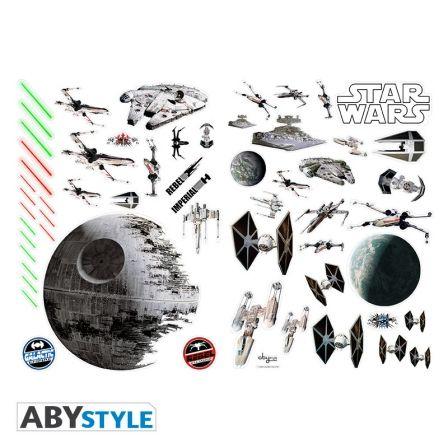 STAR WARS Stickers Star Wars Bataille Spatiale