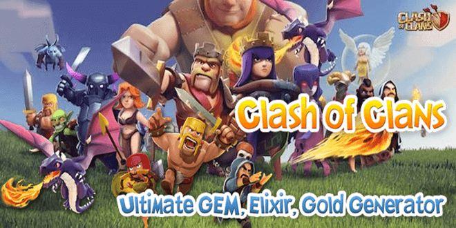 Gratuit Gemmes 2015 pour Clash of Clans! Quels appareils cela fonctionne-t-il ? Android et IOS + Bluestack