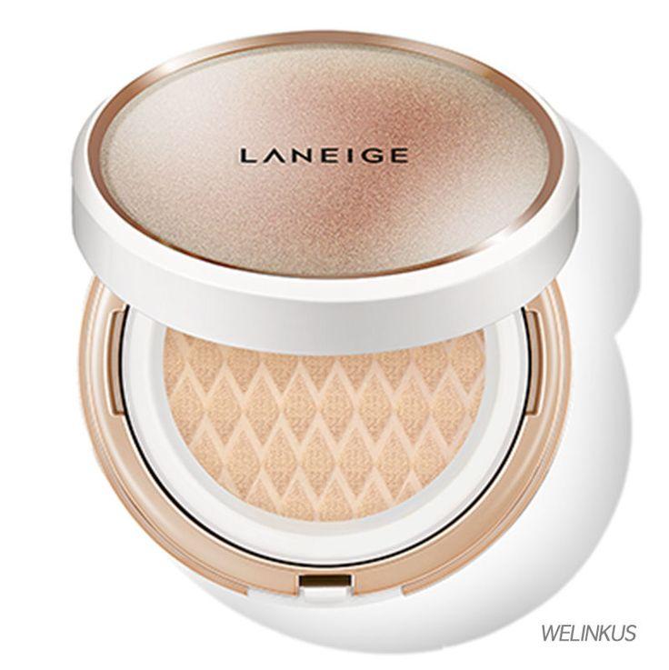 Amore Pacific LANEIGE BB Cushion Anti-Aging SPF50+PA+++15g + Refill 15g / Korea #LANEIGE