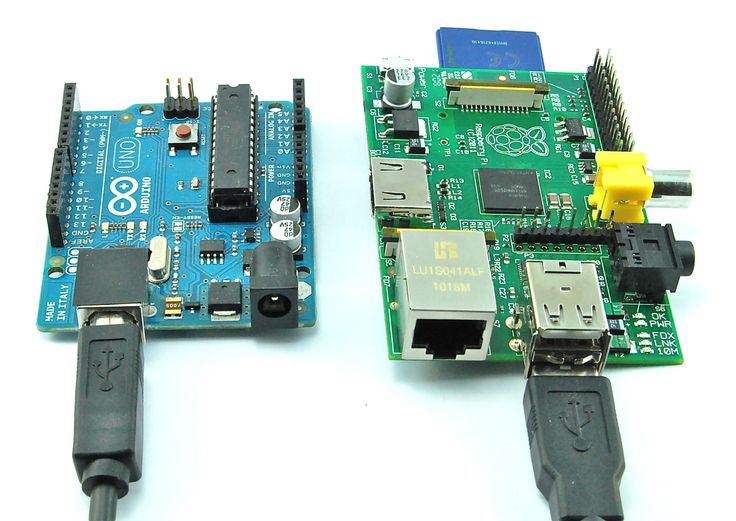 Dr. Monk's DIY Electronics Blog: Raspberry Pi and Arduino