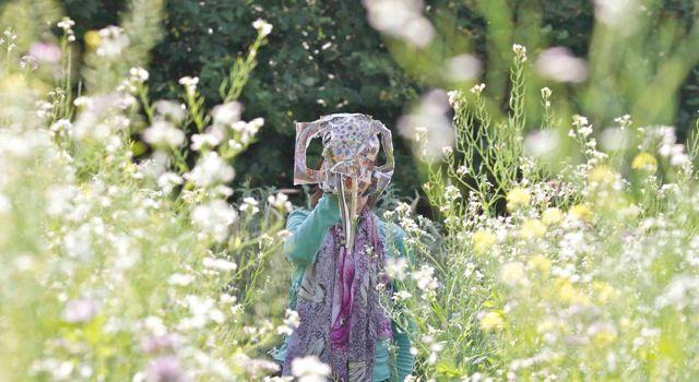 Mask, Sunday morning 05.07.15
