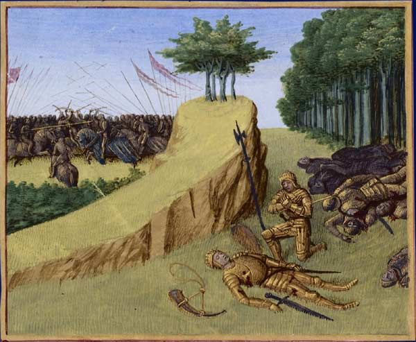 Holy War in The Song of Roland: The 'Mythification' of History - Medievalists.net