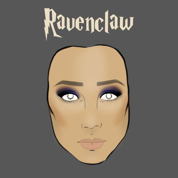 I got Ravenclaw! Which Hogwarts House Do You Belong In Based On Your Makeup Preferences?