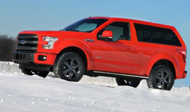 2015 ford bronco | Related Post from 2015 Ford Bronco Price And Review