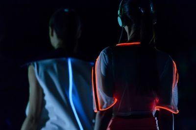 LED Strip For sport Clothes; 4F: Kolekcja Ranity Sobańskiej
