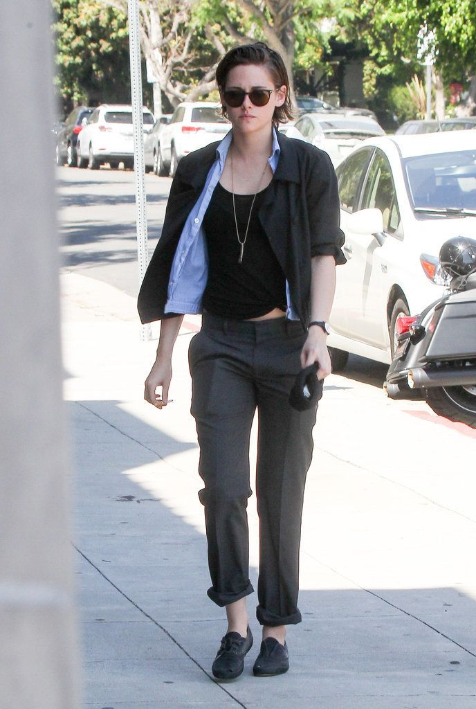 Kristen Stewart And Alicia Cargile Make Another Casual Outing In La
