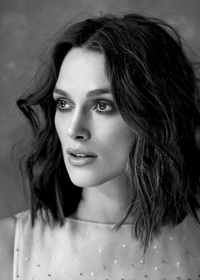 how to get keira knightley hair color
