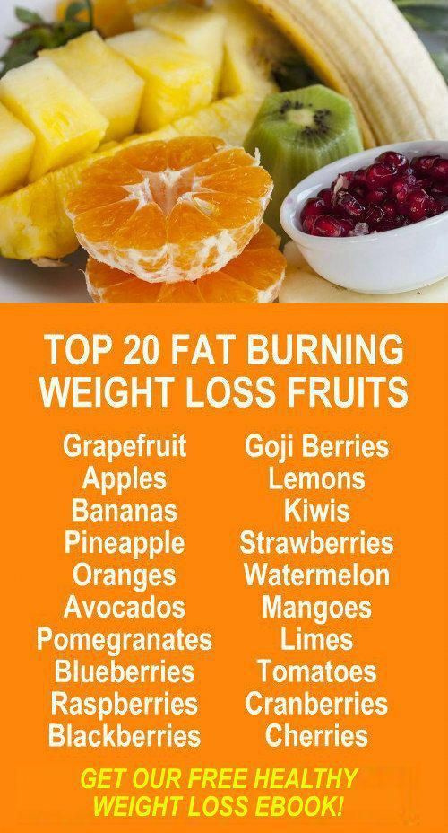 20 Super Fat Burning Weight Loss Fruits. Get our FREE ebook with suggested fitne...