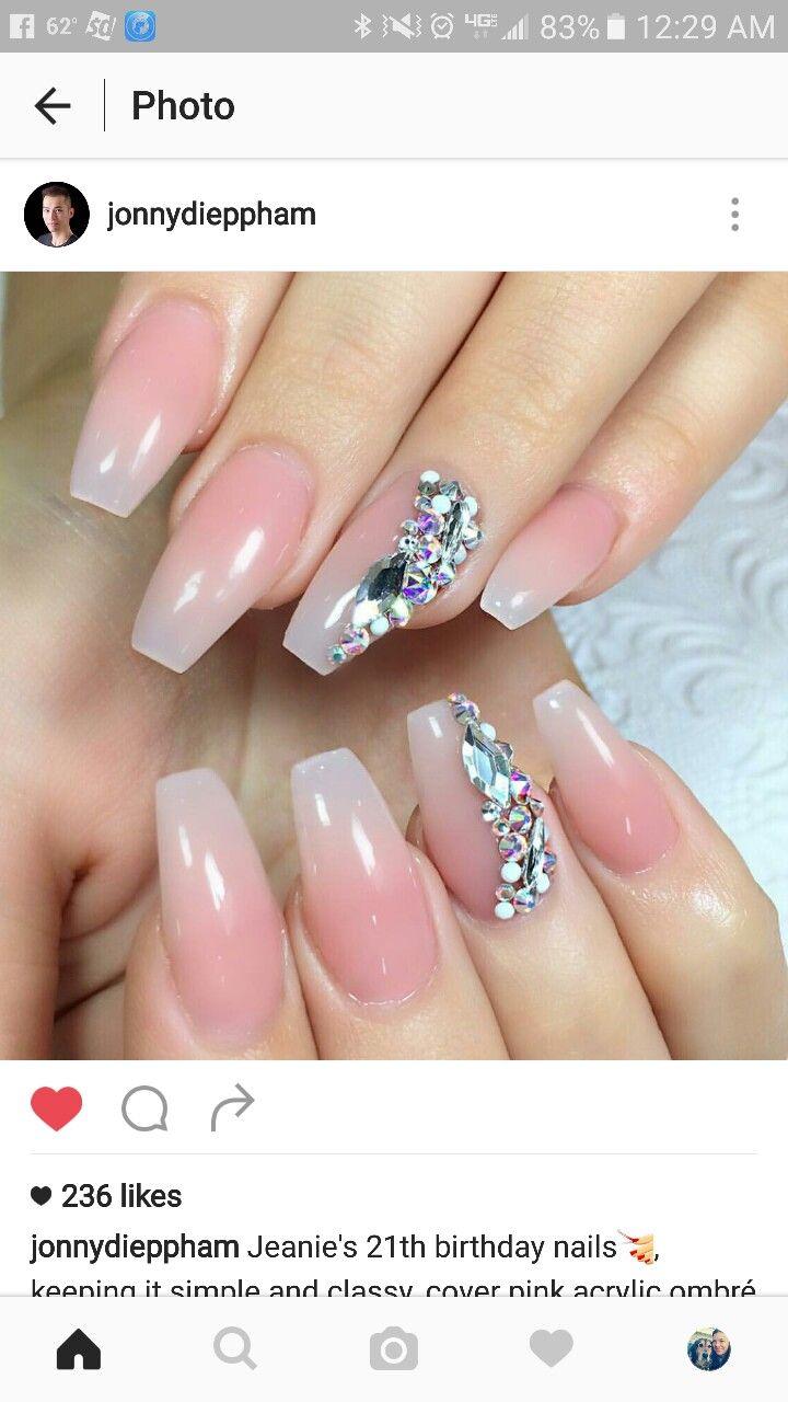 31 besten Nails Bilder auf Pinterest   Nageldesign, Arbeitsnägel und ...