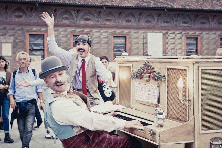 Pete&Pat (at the Pianopupp) - Bigolis Teatre (Spagna)
