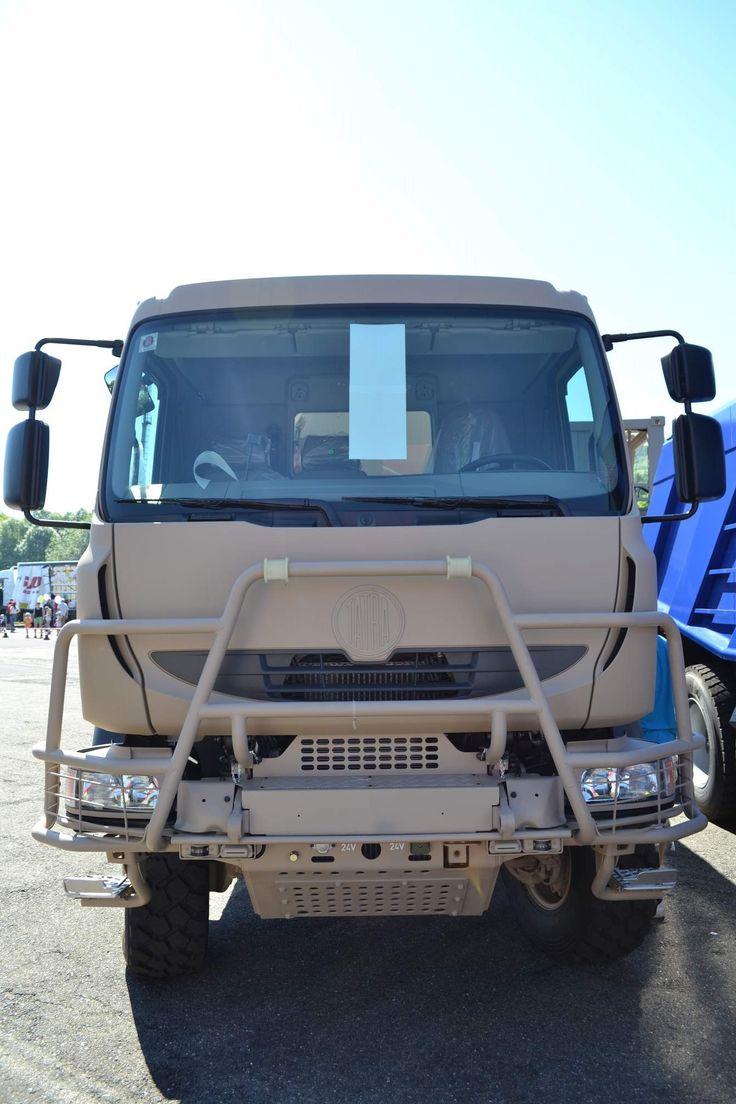 Tatra T810 - 7 145 cm³  - 177 kW /2300 ot/min /2008/