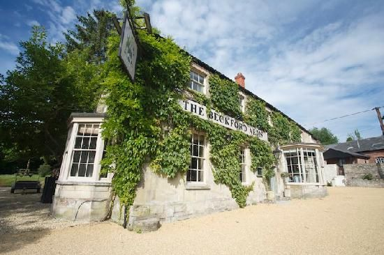 The Beckford Arms, Wiltshire- it's amazing!