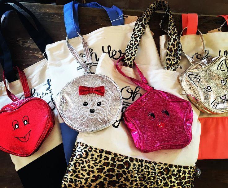 #casselini のポーチ付きトート。 可愛すぎて全部欲しくなる❤️ #キャセリーニ ¥3900  #bag #cat #dog #heart  #nouvergine  #ヌーベルジーン  #セレクトショップ  #新作が続々入荷中