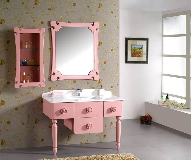Simple Bathroom Vanity Design Ideas For More Storage In Your Bathroom