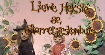 Liewe Heksie TV Program Series