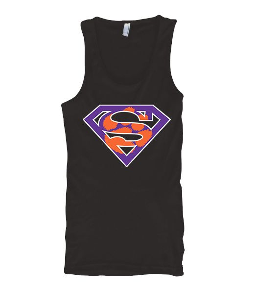 Super Clemson | U Design Apparel