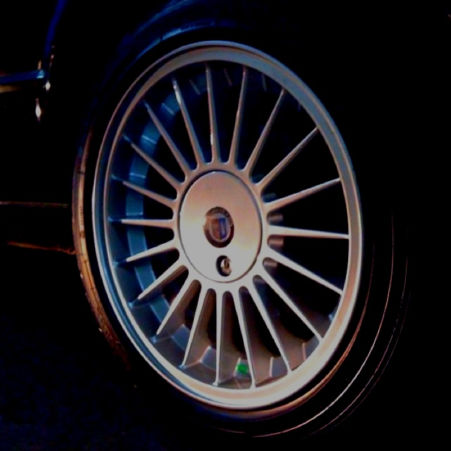 BMW E30 | Alpina