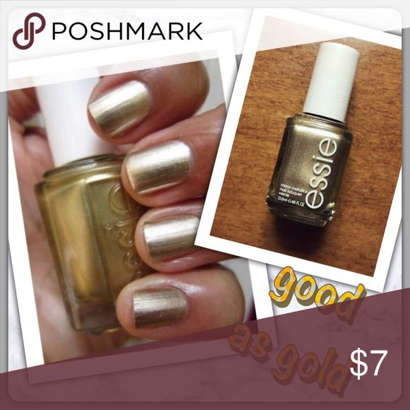 Essie Metallic Gold Nail Polish: Only Best 25+ Ideas About Metallic Nail Polish On