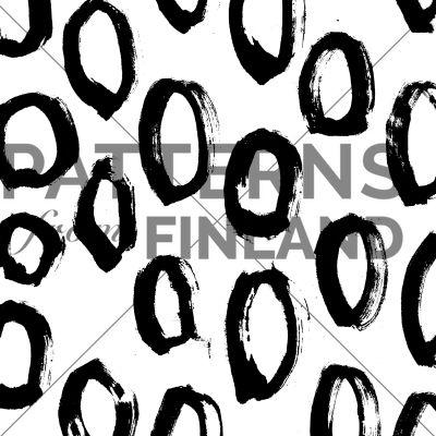 Täplä by Hanna Ruusulampi   #patternsfromagency #patternsfromfinland #pattern #patterndesign #surfacedesign #printdesign #hannaruusulampi