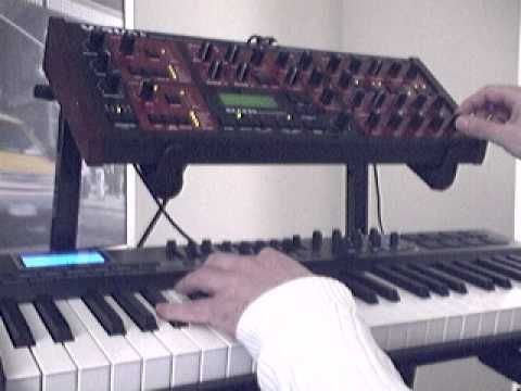 Performing a dreamy ambient soundscape on Access Virus B synthesizer, utilizing 2 oscillators, reverb, filter/evelope adjustments and minor LFO changes.  ► SUBSCRIBE TO MY CHANNEL FOR NEW DEMOS & MUSIC http://www.youtube.com/subscription_center?add_user=synth4ever  ► Buy Music: http://synth4ever.bandcamp.com  ► Connect: http://www.synth4ever.com http://www.facebook.com/synth4ever.music http://www.soundcloud.com/synth4ever http://www.youtube.com/synth4ever
