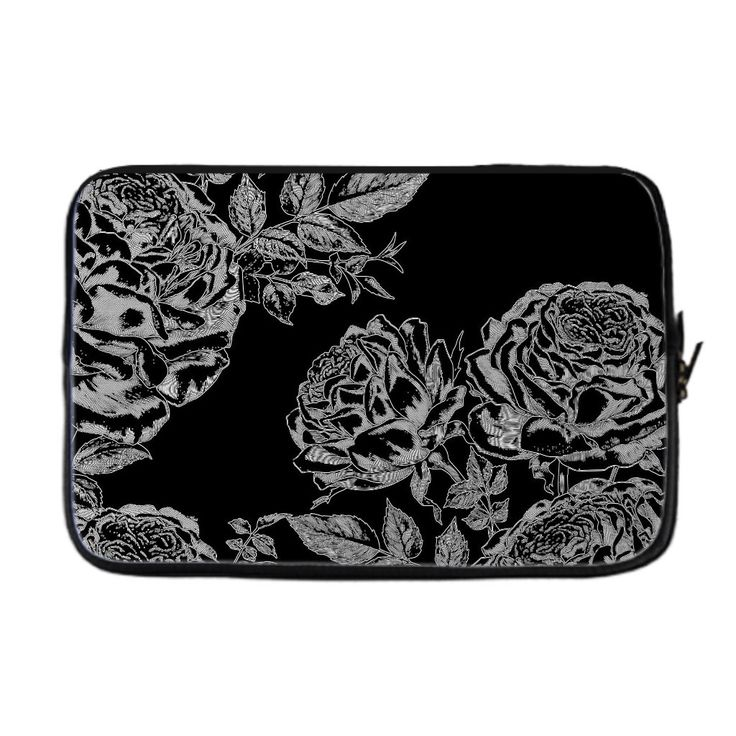 Now available just for you Black Roses Neopr... It's safely tucked away here http://ocdesignzz.myshopify.com/products/black-roses-neoprene-laptop-sleeve?utm_campaign=social_autopilot&utm_source=pin&utm_medium=pin