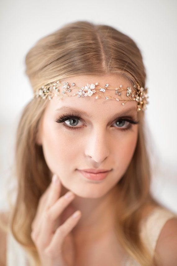 Bridal Hair Accessories Boho : 223 best bridal hair accessories images on pinterest