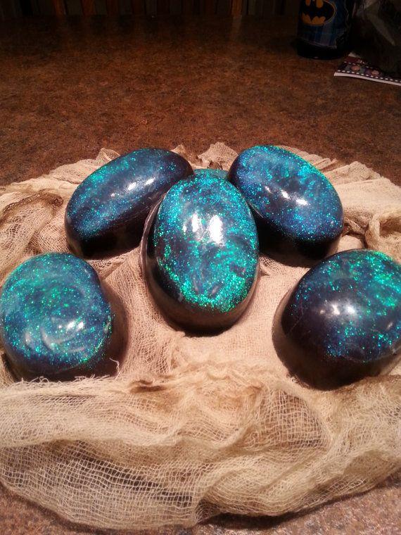 Handmade Soap, Luxury handmade soaps, Dragon Eggs, Elixir Beauty Products, Glycerin Soap, Elixir Dragon Eggs, Hand Soap, Cool Musk Fragrance on Etsy